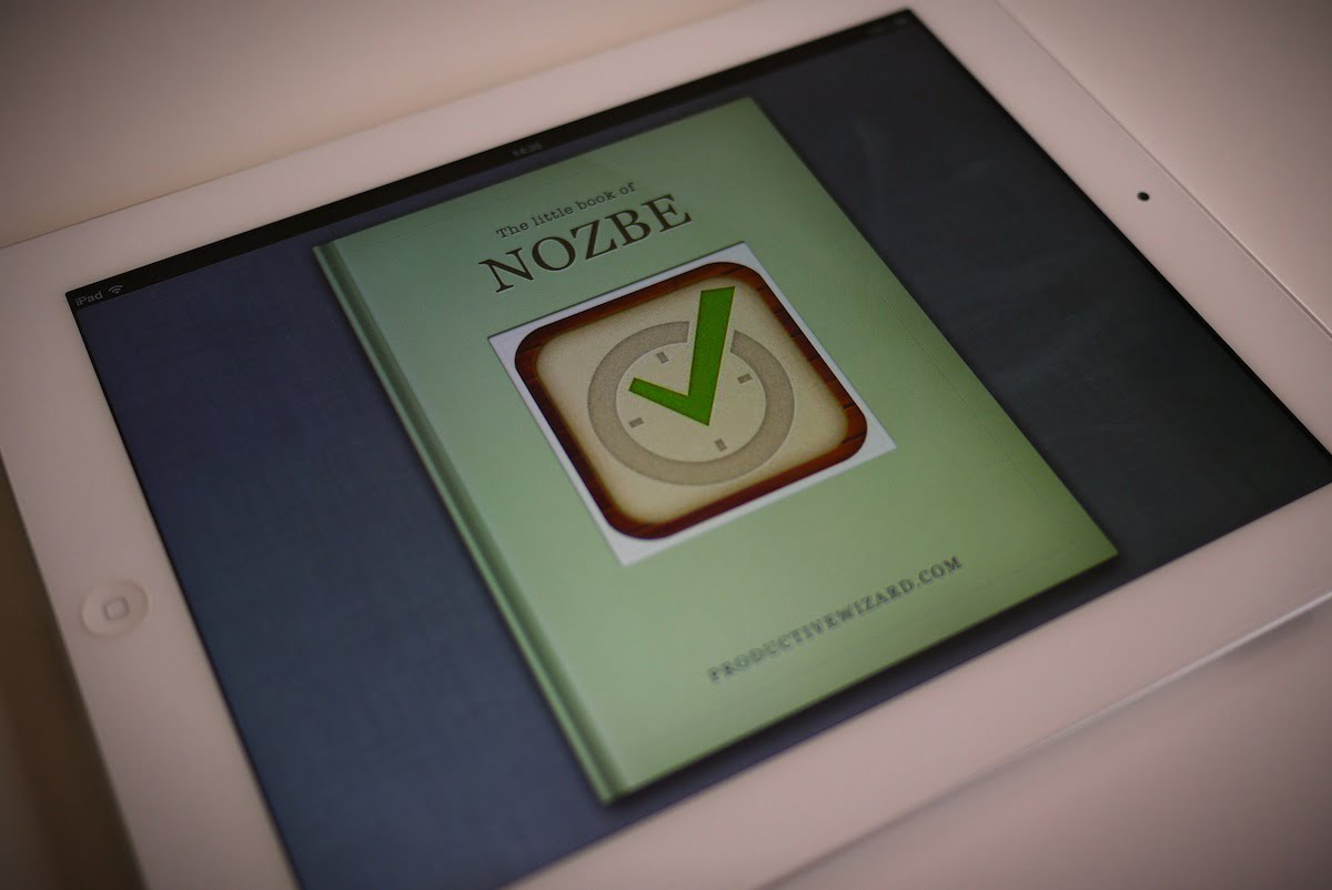 The Little Book of Nozbe proof 1