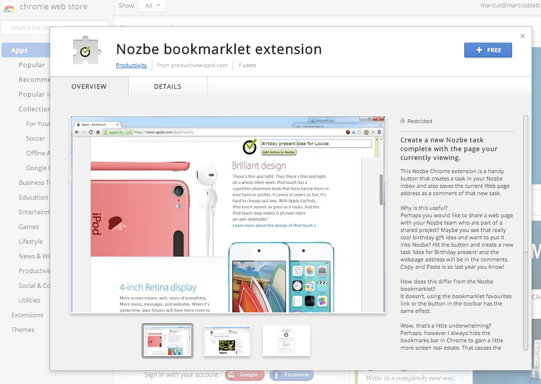 Chrome_Web_Store_-_Nozbe_bookmarklet_extension