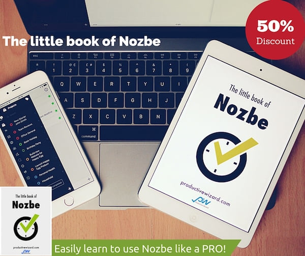 The little book of Nozbe - Order now